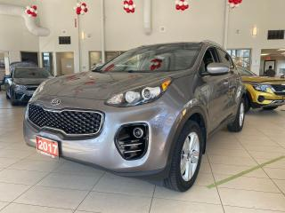 Used 2017 Kia Sportage LX AWD for sale in Waterloo, ON