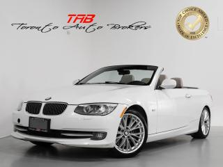 Used 2011 BMW 3 Series 335i I CONVERTIBLE I 6 SPEED I LOCAL VEHICLE for sale in Vaughan, ON