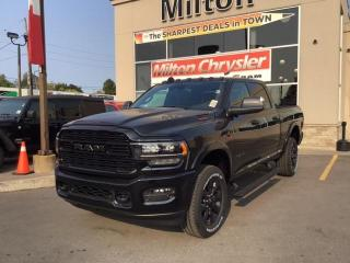 New 2020 RAM 2500 LIMITED BLACK APPEARANCE / ROOF / OFFROAD for sale in Milton, ON