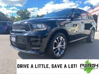 Used 2020 Dodge Durango GT | Power Seats | Power Liftgate | Apple CarPlay for sale in Mitchell, ON