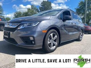 Used 2019 Honda Odyssey EX | Lane Departure | Moonroof | Back-Up Camera | for sale in Mitchell, ON