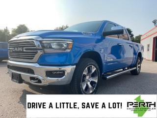 New 2020 RAM 1500 Laramie | Lvl 2 | 12