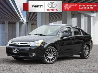 Used 2009 Ford Focus SES for sale in Whitby, ON