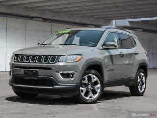 Used 2019 Jeep Compass Limited | LEASE RETURN for sale in Niagara Falls, ON