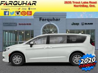 New 2020 Chrysler Pacifica L for sale in North Bay, ON