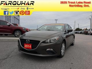 Used 2014 Mazda MAZDA3 GS-SKY - $91 B/W for sale in North Bay, ON