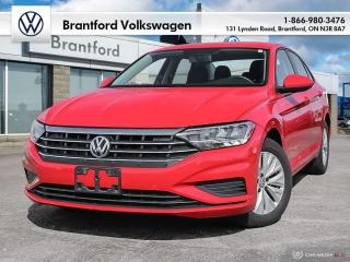 Used 2019 Volkswagen Jetta Comfortline 1.4t 8sp at w/Tip for sale in Brantford, ON