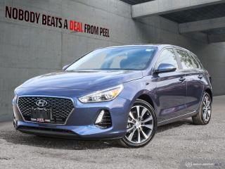 Used 2019 Hyundai Elantra GT Luxury Auto for sale in Mississauga, ON