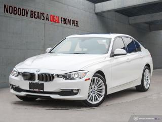 Used 2015 BMW 3 Series 4DR SDN 328D XDRIVE AWD for sale in Mississauga, ON
