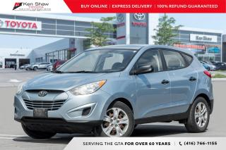 Used 2011 Hyundai Tucson for sale in Toronto, ON
