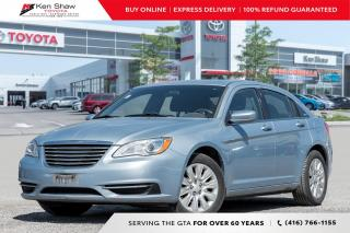 Used 2013 Chrysler 200 for sale in Toronto, ON