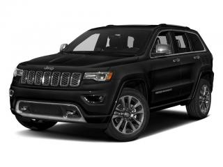 Used 2017 Jeep Grand Cherokee 4WD 4dr Overland for sale in Mississauga, ON