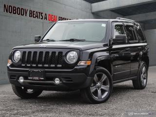 Used 2016 Jeep Patriot 4WD 4dr High Altitude for sale in Mississauga, ON