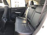 2016 Honda CR-V Touring -  Navi - Leather - Sunroof - Rear Camera