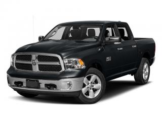 Used 2017 RAM 1500 4WD Crew Cab 140.5  Outdoorsman for sale in Mississauga, ON