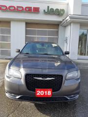 Used 2018 Chrysler 300 S for sale in Spragge, ON