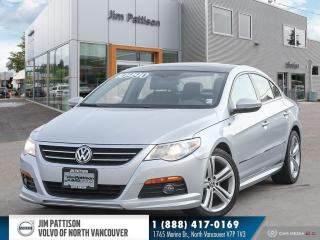Used 2011 Volkswagen Passat CC Highline - LOCAL - LOW KM'S for sale in North Vancouver, BC
