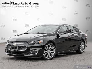Used 2016 Chevrolet Malibu Premier for sale in Bolton, ON