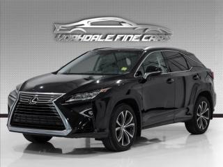 Used 2016 Lexus RX 350 Luxury Pkg, Navi, Cam, Top Of The Line, Very Clean for sale in Concord, ON