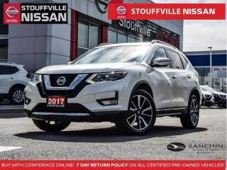 Used 2017 Nissan Rogue SL AWD  Leather  Pano Roof  Bose  360 CAM  HTD STS for sale in Stouffville, ON