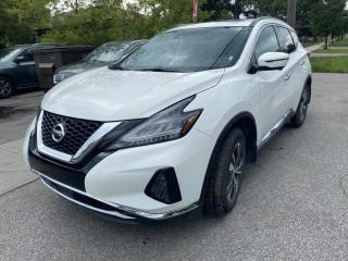 Used 2020 Nissan Murano AWD SV, Panoramic Sunroof, Back-up Camera! for sale in Toronto, ON