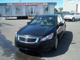 Used 2008 Honda Accord LX for sale in St-Jean-Sur-Le-Richelieu, QC