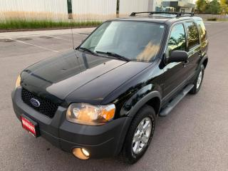 Used 2007 Ford Escape FWD 4dr Auto XLT for sale in Mississauga, ON