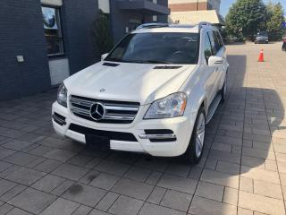 Used 2012 Mercedes-Benz GL-Class 4MATIC 4dr 3.0L BlueTEC for sale in Nobleton, ON