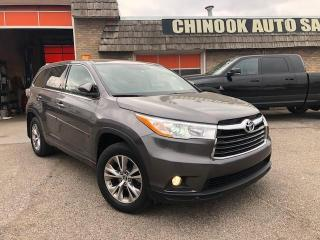 Used 2016 Toyota Highlander AWD 4dr LE 7 passenger w/convenience package for sale in Calgary, AB