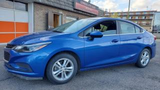 Used 2017 Chevrolet Cruze 4DR SDN AUTO LT for sale in Calgary, AB