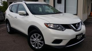 Used 2014 Nissan Rogue S AWD - BACK-UP CAM! BLUETOOTH! ACCIDENT FREE! for sale in Kitchener, ON