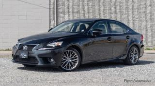 Used 2016 Lexus IS 300 AWD No Accidents,AWD,Sunroof for sale in St. Catharines, ON