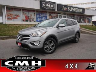 Used 2014 Hyundai Santa Fe XL Luxury  AWD 7-PASS LEATH ROOF P/SEATS for sale in St. Catharines, ON