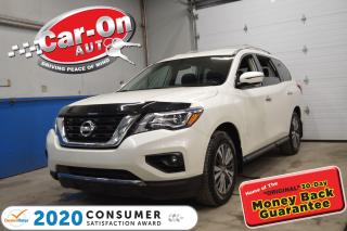 Used 2017 Nissan Pathfinder SV AWD for sale in Ottawa, ON