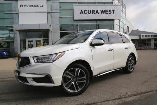 Used 2018 Acura MDX Navigation Package for sale in London, ON
