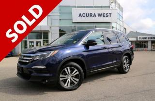 Used 2018 Honda Pilot EX-L NAVI for sale in London, ON