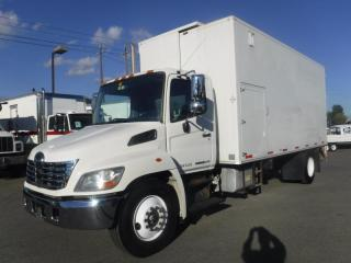 Used 2010 Hino 358 20 Foot Diesel Mobile Paper Shredder with Air Brakes for sale in Burnaby, BC