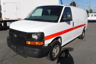 Used 2008 Chevrolet Express 2500 5 Passenger Cargo Van with Rear Shelving for sale in Burnaby, BC