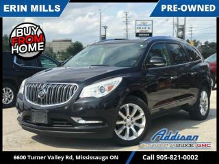Used 2013 Buick Enclave AWD  NAVI|DVD|DUAL ROOF|LOADED for sale in Mississauga, ON