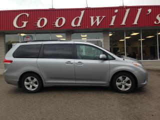 Used 2011 Toyota Sienna LE! 8 PASSENGER! BLUETOOTH! for sale in Aylmer, ON