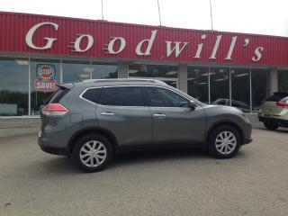Used 2015 Nissan Rogue S! CLEAN CARFAX! for sale in Aylmer, ON