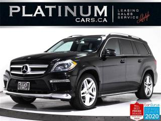 Used 2015 Mercedes-Benz GL-Class GL350 BlueTEC, DIESEL, AWD, 7 PASS, NAV, AMG, PANO for sale in Toronto, ON