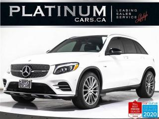 Used 2017 Mercedes-Benz GL-Class AMG GLC43, 362HP, NAV, PANO, CAM, AMG PKG, HEATED for sale in Toronto, ON