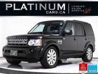 Used 2012 Land Rover LR4 HSE LUXURY, 7 PASSENGER, NAV, PANO, CAM for sale in Toronto, ON
