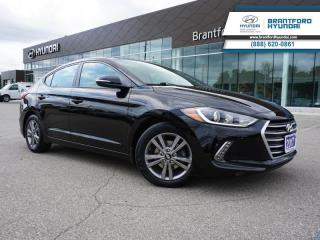 Used 2017 Hyundai Elantra LOW KM | BLUETOOTH | BACK UP CAM | HTD SEATS  - $95 B/W for sale in Brantford, ON