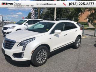 Used 2017 Cadillac XT5 Luxury  LUXURY, SUNROOF, HTD SEATS, BOSE, DRIVER AWARENESS PKG for sale in Ottawa, ON