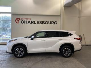 Used 2020 Toyota Highlander XLE - AWD - Intérieur en cuir for sale in Québec, QC