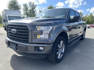 Used 2016 Ford F-150 SPORT CREW V8 5L, BTE 6.5P for sale in Vallée-Jonction, QC