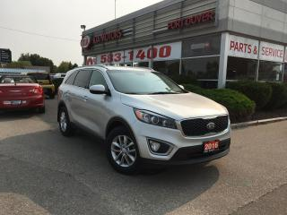 Used 2016 Kia Sorento LX+ TURBO for sale in Port Dover, ON