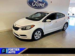 Used 2016 Kia Forte Berline 4 portes, LX for sale in Montréal, QC